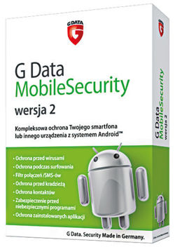 G Data MobileSecurity 2 (1 rok)